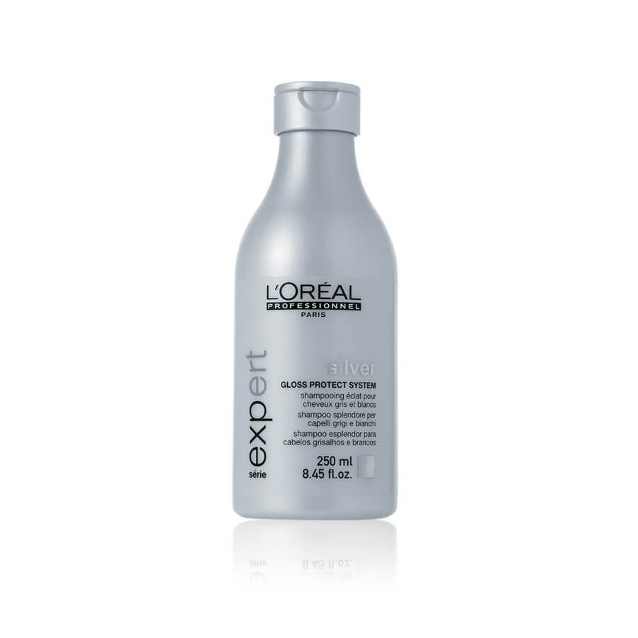 LOREAL Xpert Silver Gloss Protect System 250ml